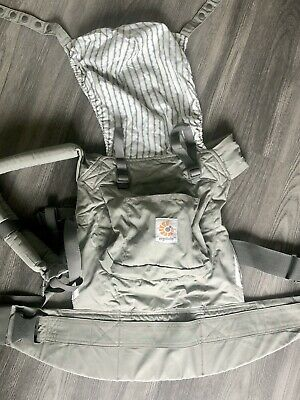 Ergobaby Orinal Carrier Light Grey Used