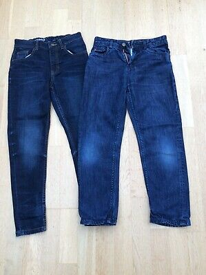 Boys Next Jeans 10 Years. Loose And Carrot Fit.