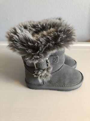 Girls Winter Boots From Next, Size 4 Jnr Immaculate Condition