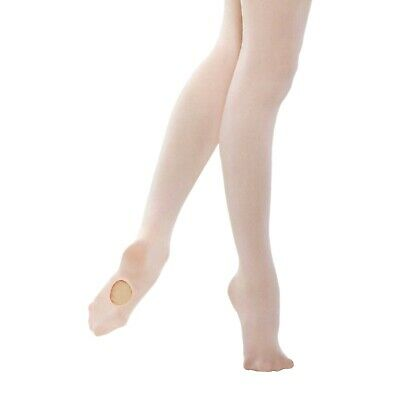 Girls & Ladies 40 Denier High Quality Convertible Ballet Dance Tights
