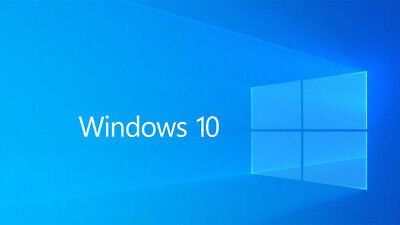 WINDOWS 10 Home Professional 64 32 Bit Repair DVD Disc Upgrade Recovery Install