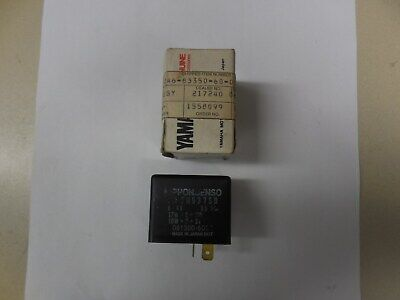 Oem Yamaha Flasher Relay Assembly #3Bk-83350-00-00