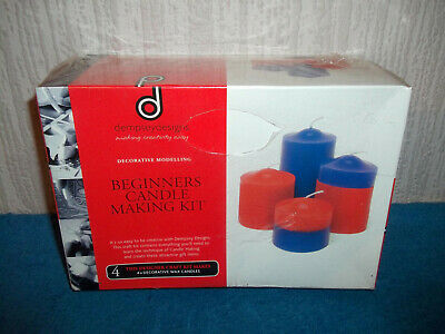 Beginners Candle Making Kit - Dempsey Designs - New & Sealed - Rare