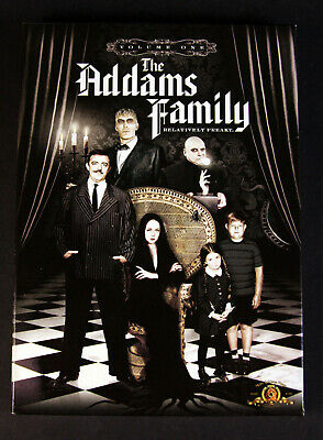 The Addams Family - Volume One DVD