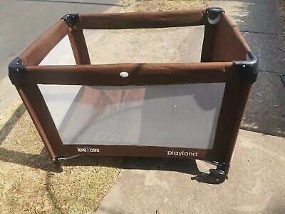 portacot Love N Care Baby Land Portable Cot
