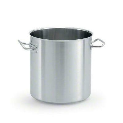 Vollrath - 47722 - Intrigue® 18 Qt Stainless Steel Stock Pot