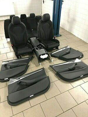 BMW G30 Alcantara sport seats interior set