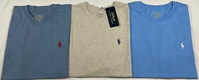 GENUINE Polo by Ralph Lauren Boys T Shirt Short Sleeve 3,5,6,7,8,10/12,14/16
