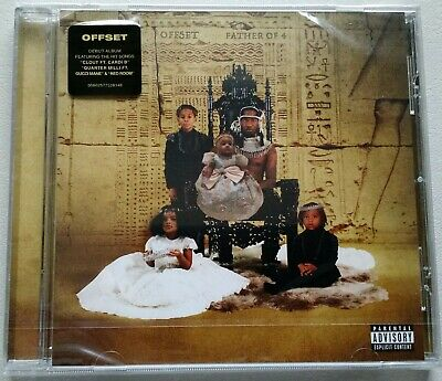 Offset - Father Of 4 *** CD NEUF SOUS BLISTER ***