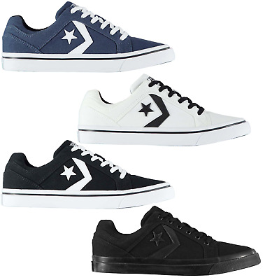 Converse 161497C Con Ct As Ox Lace Up 3 7 Black White