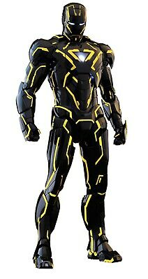 Hot Toys Exclusive 1:6 Neon Tech Iron Man 2.0 Diecast HT904407 - (UK In Stock)