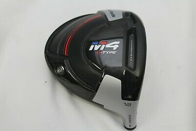 TaylorMade M4 D-TYPE 12° Driver Head Only RH Right-Handed M-4 Draw-Type