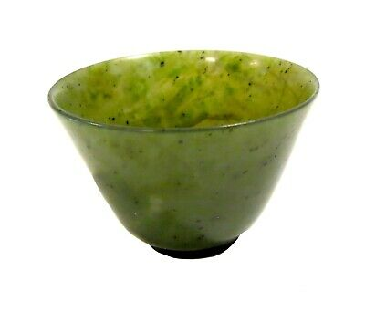 JADE Bowl - Tea CUP ANTIQUE  Chinese