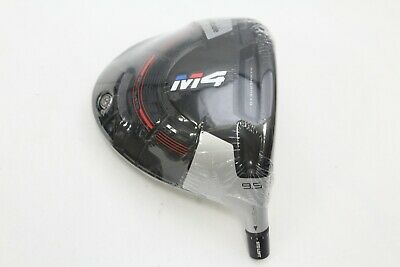 New TaylorMade M4 9.5° Driver Head Only RH Right-Handed M-4