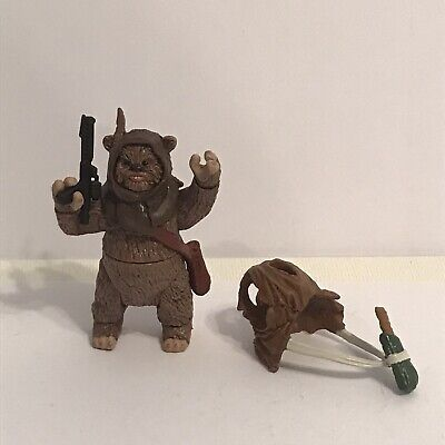 Star Wars Return of the Jedi Flitchee Ewok Action Figure Hasbro (2012) Toys R Us
