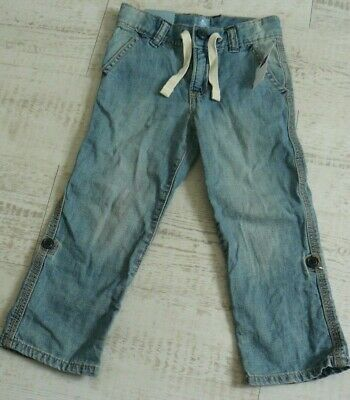 Baby Gap Jeans - Age 3 years - Light Blue, Light Weight, Adjustable Waist NWT