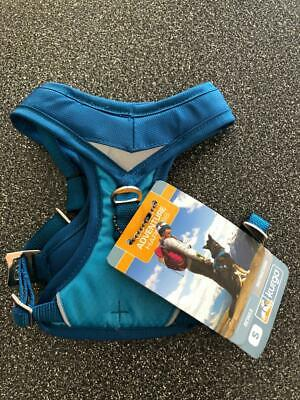 ***Nwt***Small Adventure  Kurgo Dog  Harness Blue/Blue Reflective