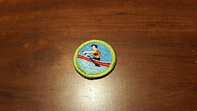 BOY SCOUTS  BSA 7100 PAINTING TYPE H  MERIT BADGE NEW