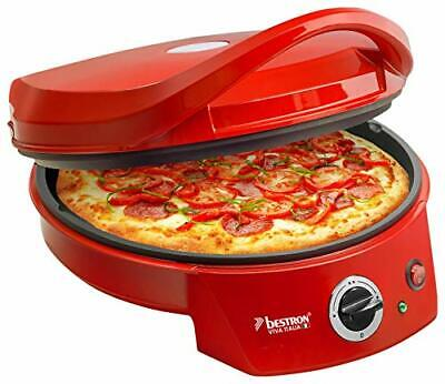 Bestron APZ400 - electric pizza pans (220 - 240 V, 50/60 Hz)