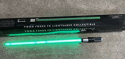 Master Replica Force FX Lightsaber SW-217 Yoda