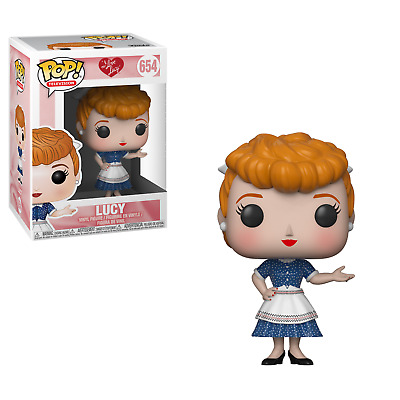 Lucy I Love Lucy Pop Television Vinyl Figure Funko New