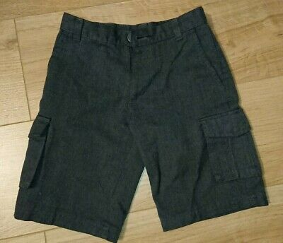 George boys school shorts with pockets aged 5 - 6 years