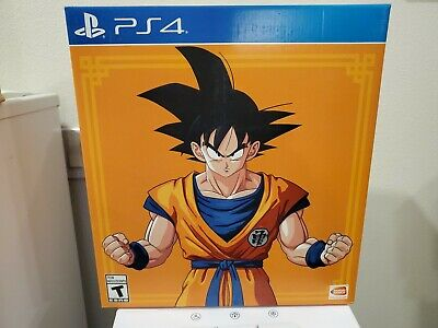Dragon Ball Z Kakarot Collector's Edition - PS4 Version Brand New in hand sealed