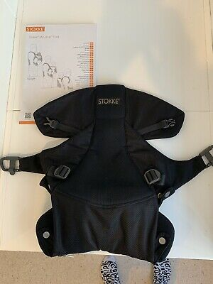 Stokke My Carrier Cool - front & back baby carrier