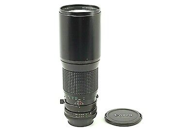 """"""" Near MINT """" RMC Tokina 400mm f/5.6 ( SL 400N ) for Canon FD mount from JAPAN"""