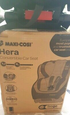 Maxi-Cosi Hera ISOGO Convertible Car Seat Isofix Compatible