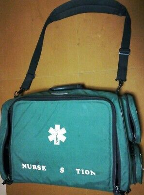 Dyna Med DynaMed Large By Medic Bag Only Nurse Station Free Shipping