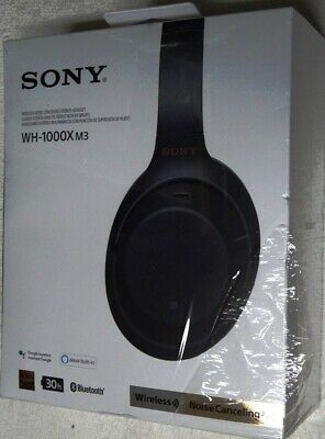 Sony WH1000XM3 Wireless Industry Leading Noise Canceling Over Ear Headphones,