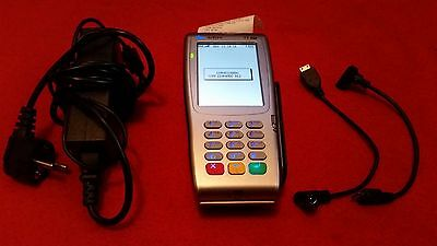 Verifone VX680-G GPRS 3G Wireless credit card terminal smart card chip datafono