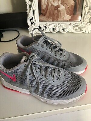 Girls Nike Air Trainers Size 13 1/2