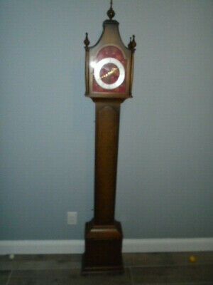 Junghans  Clock, Time & Strike  Mahogany