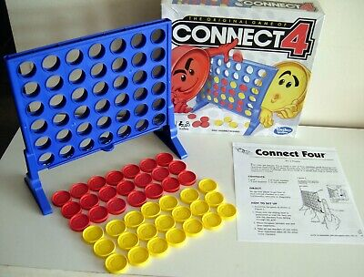 Connect 4 Game - Hasbro 2013 - Complete
