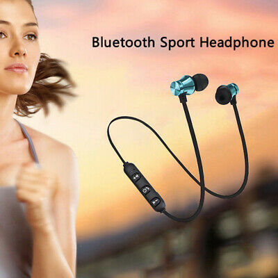 Cy_ In-Ear Earbuds Headphone Bluetooth 4.2 Stereo Earphone Headset Wireless Magn
