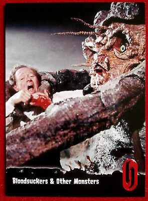 HAMMER HORROR - Series One - Card #54 - LOST CONTINENT - Strictly Ink 2007