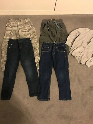 NEXT boys jeans bundle size 3-4 excellent condition