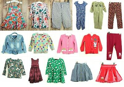Girls 2-3 Years Clothes Bundle Joules Next Bluezoo Baby Boden Peppa Pig F&F TU