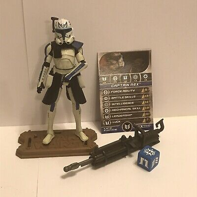Star Wars Clone Wars Action Captain Rex Action Figure by Hasbro (2012)