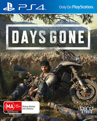 Days Gone PS4 Game USED