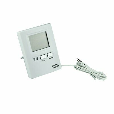 Digital LCD Display Home Indoor Outdoor Thermometer Temperature Meter Testerღ1AB