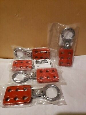 Lot NEW 36 Master Lock Safety Lockout Tags English Spanish Business Lot 3 Packs