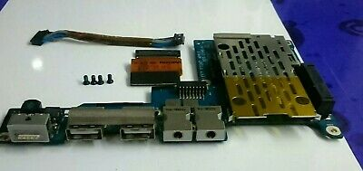 """Used Power Audio Board 820-2140-A for MacBook Pro 17/"""" A1229 2007"""