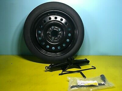 Spare Tire With Jack Kit Fits:2020 Hyundai Veloster Turbo