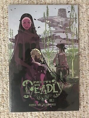 Pretty Deadly - The Shrike Vol. 1 by Kelly Sue DeConnick (2014, Paperback) tpb