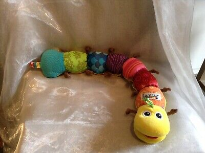 Hungry Caterpillar Baby Soft Toy