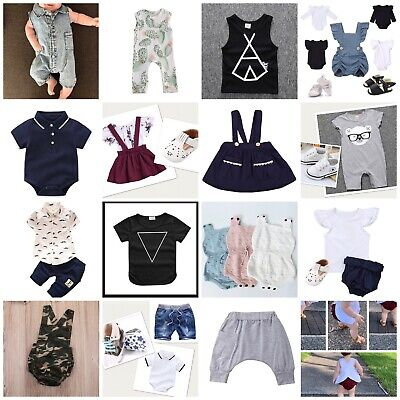 Bulk Baby And Toddler Clothing Brand New
