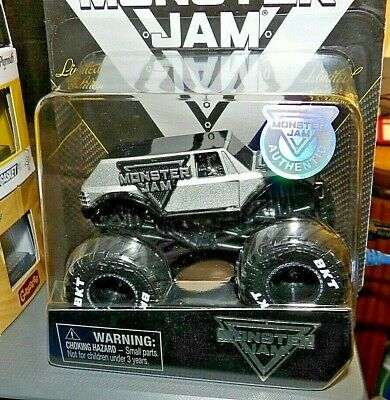 2020 OFFICIAL Monster Jam Spin Master STUNT TRUCK LIMITED EDITION